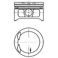 KOLBENSCHMIDT 97332600 (0623414 / 623414 / 90487097) поршнекомплект Opel (Опель) Astra (Астра) f / g / Omega (Омега) b / vectra x 20 xev