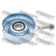 FEBEST 0287-j31z (119556N202 / 119556N20B / 119556N20C) ролик натяжной Nissan (Ниссан) Primera (Примера) p12 2001-2007