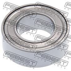 FEBEST as-366723 (9036336001 / 9036336004 / 9036336006) подшипник привода опорный (36x67x23) (Toyota (Тойота) Corolla (Корола) ce120 / nze12 / zze12 2000-2008) febest