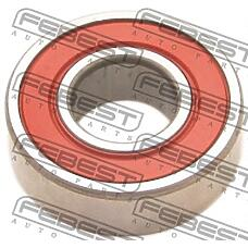 FEBEST as-6202-2rs (23120B9801 / 93740753 / 2117069900) подшипник шариковый (15x35x11) (all Toyota (Тойота) Mitsubishi (Мицубиси) Honda (Хонда) Mazda (Мазда) nissan) febest