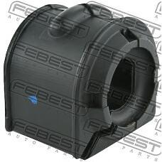FEBEST mzsb-mz3f (BP4K34156A / BP4K34156B / 5710934) втулка переднего стабилизатора (Mazda (Мазда) 3 bk 2003-2008) febest