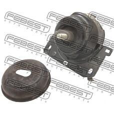 FEBEST TM-120 (12361300501236130051 / 1236130051) подушка двигателя передняя