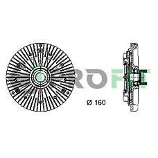 PROFIT 1720-2012 (11527505302 / 11521740963 / 7505302) термомуфта BMW (БМВ) 3 series (e36, e46) 90-05, 5 series (e34, e39) 88-03