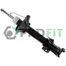PROFIT 2004-0350 (5530350J26 / 5530370J26 / 5530250J26) амортизатор подвески газ.Nissan (Ниссан) Primera (Примера) (p10) 90-96 rear (r)