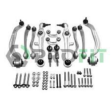 PROFIT 2306-0005 (4B3407151C) комплект рычагов подвески пер. + стойки стаб. VW Passat (Пассат) 02- Audi (Ауди) a4 02-. a6 02- Skoda (Шкода) superb 02-