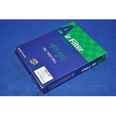 PARTS-MALL PAA-028 (2811337101 / 281133A800 / CA8766) фильтр воздушный\ Hyundai (Хендай) Trajet (Траджет) 2.0 / 2.7 00> / Sonata (Соната) 2.0-2.7 &16v / 24v 98>