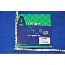 PARTS-MALL PAC-011 (96314494 / PC906 / D96314494) фильтр воздушный\ Daewoo (Дэу) Matiz (Матиз) / tico 0.8 95>