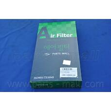 PARTS-MALL PAF-026 (1780164070 / 1780174020 / 1780164010) фильтр воздушный