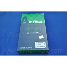 PARTS-MALL PAF-075 (1780122020 / 178010D010 / 178010D020) фильтр воздушный\ Toyota (Тойота) Avensis (Авенсис) / Corolla (Корола) 1.4-2.4 03>