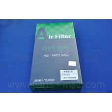 PARTS-MALL PAH-061 (RF4F13Z40 / RF2A13Z40A / RF4F13Z409A) фильтр воздушный
