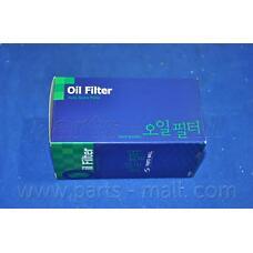 PARTS-MALL PBA-027 (263202A500 / 263203C30A / 263203C700) фильтр масляный