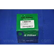 PARTS-MALL PBW-117 (1520855Y00 / 15208W1116 / 15208G3100) фильтр масляный