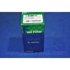 PARTS-MALL PCA-018 (3191134000 / 2330050020 / 2330062030) фильтр топливный\ Hyundai (Хендай) Sonata (Соната) IV 2.0-2.5i, Kia (Киа) Magentis (Маджентис) 2.0i 16v 98>