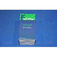 PARTS-MALL PCB-027 (0K03X20490A / K03X20490A / 0K03X20490) фильтр топливный\ Kia (Киа) Sportage (Спортедж) 94-98