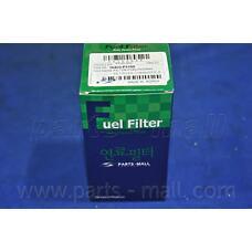 PARTS-MALL PCW-022 (1640041B00 / 16400F5100 / 1640041B05) фильтр топливный\ Ford (Форд) Maverick (Маверик) 2.4 96-98, Nissan (Ниссан) almera1.4-2.0 95>