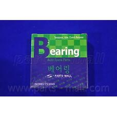 PARTS-MALL PSA-B002 (MD050125 / 2431742000 / 2335742030) ролик зубчатого ремня грм натяжной