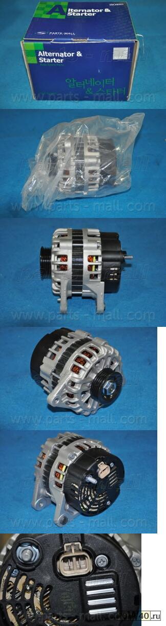 генератор 80а\ hyundai accent 99> / coupe 00> / elantra 00> / getz 02> / sportage 04>