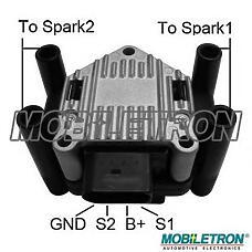 MOBILETRON ig-b018k (032905106 / 032905106B / 032905106D) модуль системы зажигания+катушка зажигания (ce-23+ig-b018) Audi (Ауди) Seat (Сеат) Skoda (Шкода) volkswagen