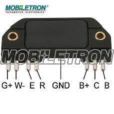 MOBILETRON ig-d1961hv (1211582 / 1211591 / 8019795710) модуль системы зажигания opel