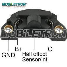 MOBILETRON ig-m004h (MD611384 / MD607814 / 2712021020) модуль системы зажигания hyundai