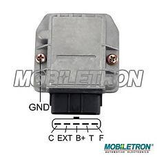 MOBILETRON ig-t019 (8962116020 / 8962126010 / 8962116070) модуль системы зажигания toyota