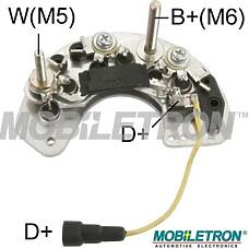 MOBILETRON rl-06h (864F10304AA) выпрямитель ford