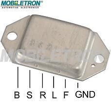 MOBILETRON vr-h2000-3 (8942509640 / 23215W1701 / 2321554A00) регулятор напряжения
