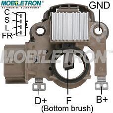 MOBILETRON vr-h2009-73 (MD618957 / A866X28572) регулятор напряжения mitsubishi