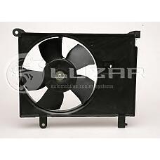 LUZAR LFC0580 (96183756 / 96352580 / TF69YO1308010) вентилятор радиатора Chevrolet (Шевроле) Lanos (Ланос) основной