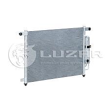 LUZAR LRAC0589 (96539634 / 96539632 / 96834083) радиатор кондиционера Chevrolet (Шевроле) aveo (04-)