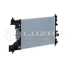 LUZAR LRc05152 (1300300 / 13267652 / 13267653) радиатор охлаждения Chevrolet (Шевроле) cruze, orlando / Opel (Опель) Astra (Астра) j (акпп)