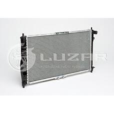 LUZAR LRC0561B (96182261 / 961822610000 / 96182261961822610000) радиатор охлаждения Chevrolet (Шевроле) Lanos (Ланос) мкпп / +ас (паянный)