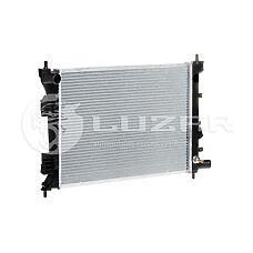 LUZAR LRC08L4 (253101R000 / 253104L000 / 253101R000253104L000) радиатор охлаждения Hyundai (Хендай) solaris 10- / Kia (Киа) Rio (Рио) IV 10- 1.4 / 1.6