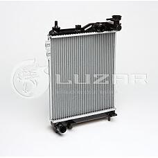 LUZAR LRCHUGZ02320 (253101C200 / 253101C206 / 253101C200253101C206) радиатор охлаждения Hyundai (Хендай) Getz (Гетц) 1.1-1.6 02-