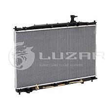 LUZAR LRcHUSf06320 (253102B000 / 253102B100 / 253102B200) радиатор охлаждения Hyundai (Хендай) Santa fe (Санта фе) (06 ->)