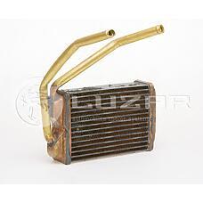 LUZAR LRHDWES94312C (03059812 / P03059812 / 03059812M) радиатор печки Daewoo (Дэу) Nexia (Нексия) / Espero (Эсперо) 182х130х42 медный