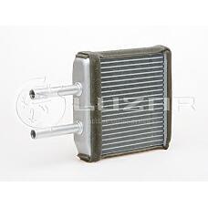 LUZAR LRHDWMZ98358 (96314858) радиатор отопителя Chevrolet (Шевроле) Matiz (Матиз) / spark 0.8 / 1.0 98-05