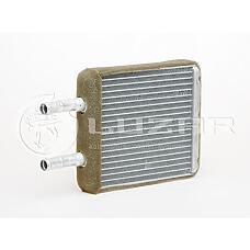 LUZAR LRHHUAC94320 (9722122001 / 9722122000 / 97221220009722122001) радиатор отопителя Hyundai (Хендай) accent(тагаз) / verna / Getz (Гетц) 03- / 94-05