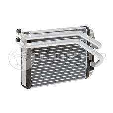LUZAR lrh-husf00300 (9722726000) радиатор отоп. Hyundai (Хендай) santafe (00-)