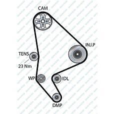 DAYCO 94872 (7701063999 / 8200098343 / 7700113559) ремень грм Renault (Рено) Megane (Меган) 1,8-2,0 98-