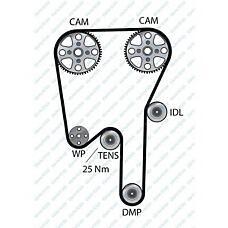 DAYCO 94951 (274184 / 31104600 / 272472) ремень грм 146x280ht\ Volvo (Вольво) s80 / xc90 2.8 / 2.9 00>