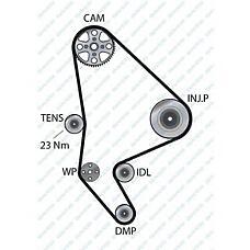 DAYCO 94976 (55183528 / 93178812 / 5636344) ремень грм 199x240ht\ Alfa romeo (Альфа ромео) 147 / 159, Opel (Опель) Astra (Астра) / vectra 1.9jtd / 1.9cdti / 2.4jtdm 03>
