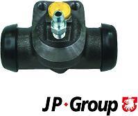 JP GROUP 1261300500  цилиндр тормозной Opel (Опель) kadett / corsa()