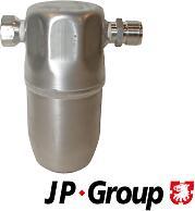 JP GROUP 1127400700 (4B0820192 / 4B0820193) осушитель кондиционера Audi (Ауди) / VW a4 / 80 / Passat (Пассат) b5(820530001)