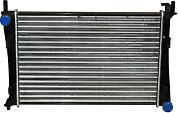ASAM 32190  радиатор системы охлаждения\ Ford (Форд) Fiesta (Фиеста) / Fusion (Фюжин) 1.4 / 1.6 16v 02>